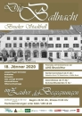 Bruckerstadtball Sa 18.1.2020 mit vielen AllroundDancer Infos 06644512100  werde AD und komme zum Tanzen