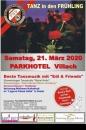 Polizei Ball Villach Samstag 21.3.20 mit Allrounddancer ANDREAS Infos Tanzreise +436644512100 vom 1.5.-5.5. Kroatien