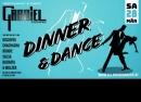 GABRIEL Irdning Dinner & Dance Sa 28.3.20 um 21h Tanz mit uns AllroundDancer & TCW Info 06644512100